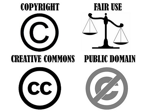 """""""Copyright- Fair Use- Creative Commons- Public Domain"""" Photo posted by flicker user """"Langwitches"""" CC BY NC SA"""